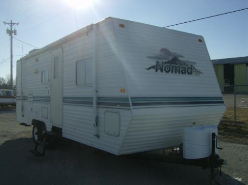 Campers for Nomad scheduler
